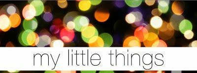 my-little-things