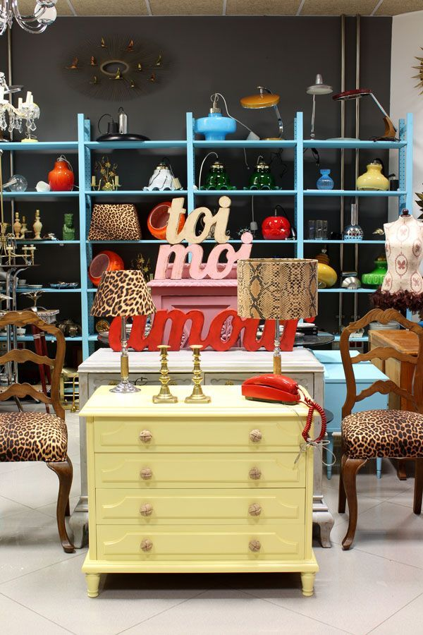 Desde el Almacén Chic · From the Chic Warehouse · Vintage & Chic ...