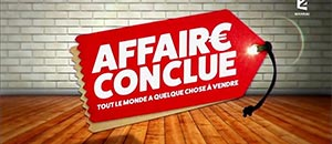 AFFAIRE CONCLUE (YO EN LA TELE)